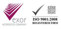 Exor – ISO 9001 2008